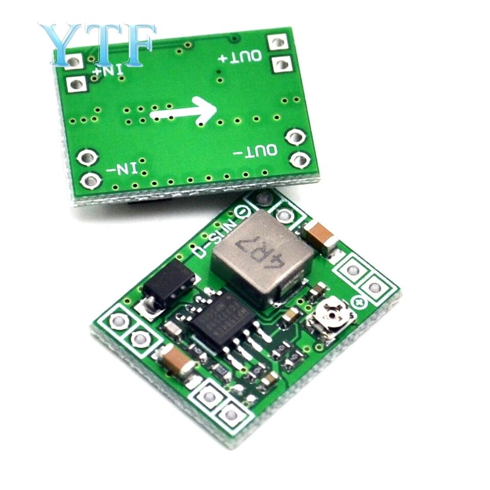 IT Power Module Adjustable MP1584EN DC DC 3A Power Step-down Descending Output Module 12V9V5V3 LM2596 24V