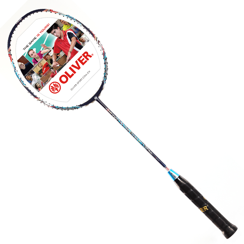 Badminton Racket with String Professional Carbon Badminton Racquet Customized Badminton Racket with Superior Controllability
