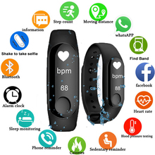 Fitness Watch with Heart Rate Monitor Activity Tracker Sleep Monitor Step Counter Calories Watch Waterproof Smart Wristband все цены