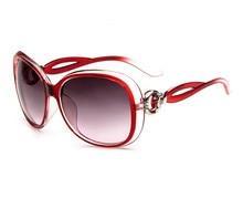 YAYA Moda características de La Pierna de Gran Tamaño gafas de Sol de Las Mujeres Diseñador de la Marca Sun Glassses Gafas De Sol Mujer