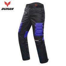 DUHAN Motorcycle Jacket Touring Jacket Racing Jacket Body Armor+ Riding Pants Clothing Set Men's Moto Windproof Jacket
