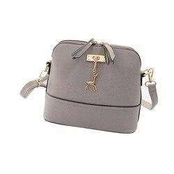 New women messenger bags vintage small shell leather handbag casual bag hardware deer ornaments shell package.jpg 250x250