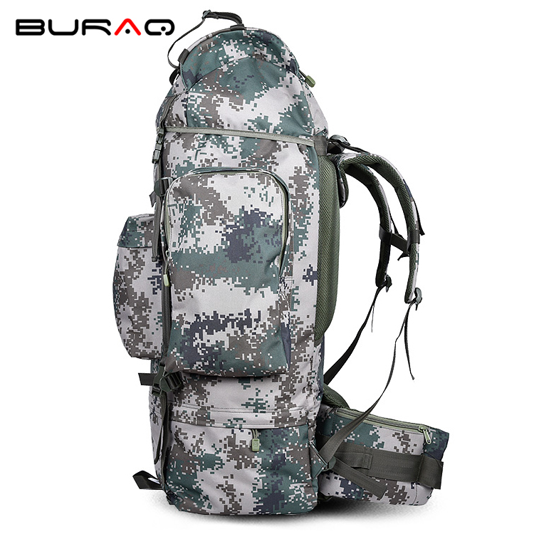 2018  Waterproof Hiker Wayfarer Backpack Mountain Climbing Bag Outdoor Sports Rucksack Hiking Camping Travel Bagpack T0075 blog flashlight outdoor 5led pocket strong waterproof 8 hours to illuminate mountain climbing camping p004