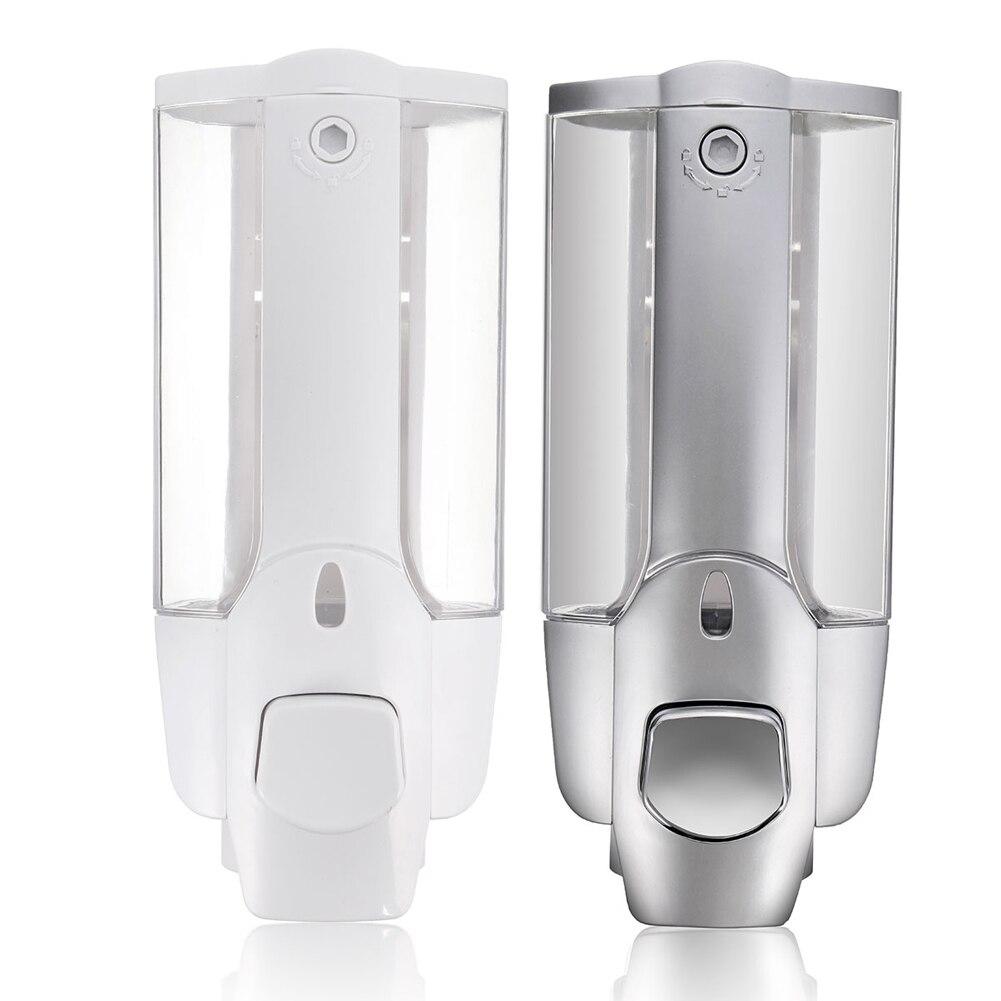 Gehorsam Neue Heiße Wand Montiert Shampoo Seife Dispenser Sanitizer Badezimmer Dusche Flüssigkeit Lotion Pumpe Neueste Technik Heimwerker