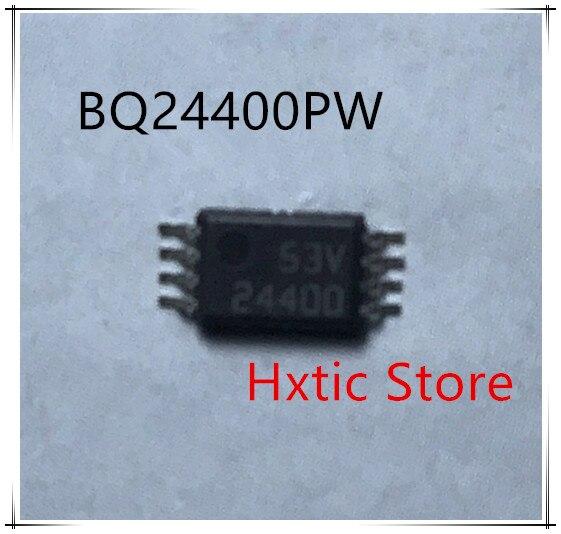 NEW 10PCS LOT BQ24400PWR BQ24400PW BQ24400 24400 TSSOP 8 IC