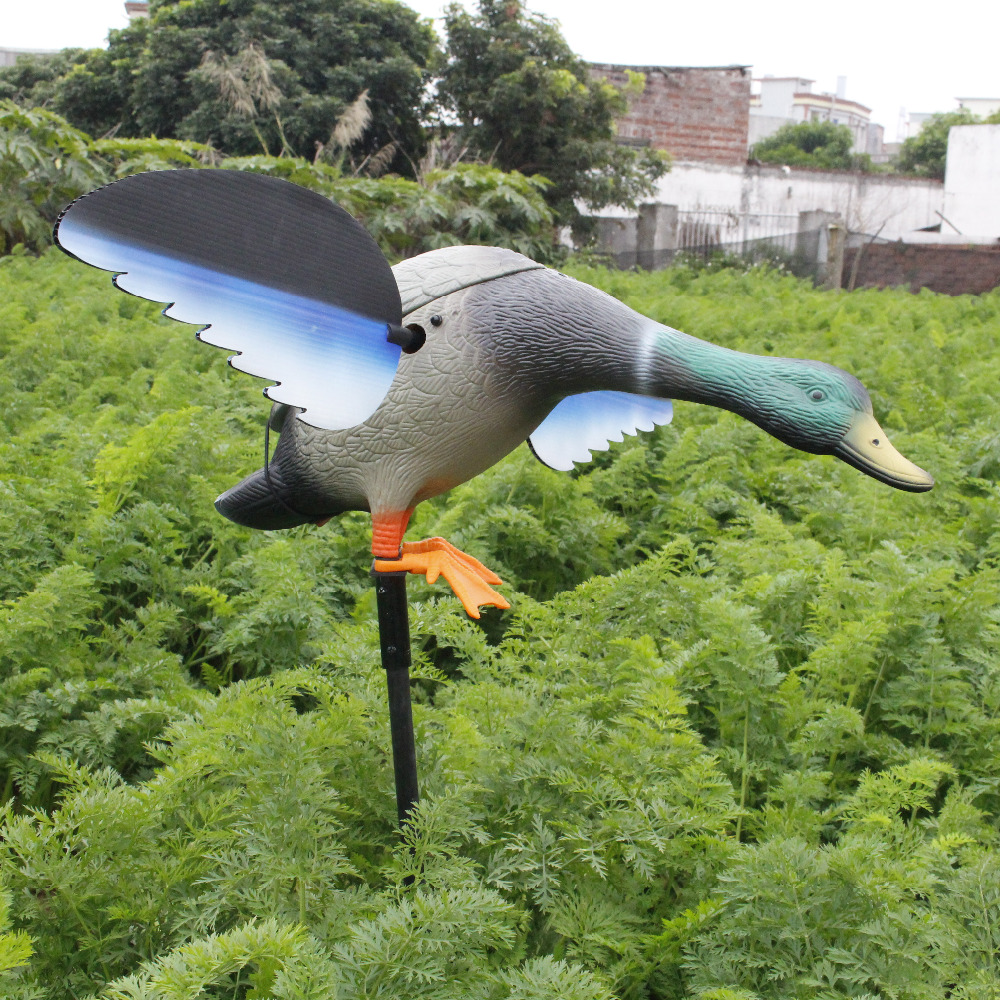2017 Xilei Hunting Duck Decoys Hunting Shooting Decoys With Spinning Wings