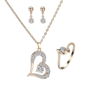 Romantic Charm Love Heart Jewe