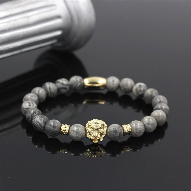 HTB18HGYQFXXXXXoapXXq6xXFXXXZ - Lion Design Charm Bracelet