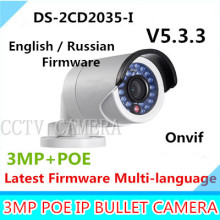 2015 New DS-2CD2035-I H.265 3MP IP POE camera replace DS-2CD2032F-I DS-2CD2032-I 2cd2032f ds-2cd2032 ds-2cd2032f DS 2CD2032 I