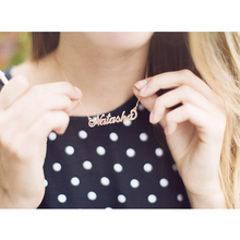 Personalized DIY Name Necklace