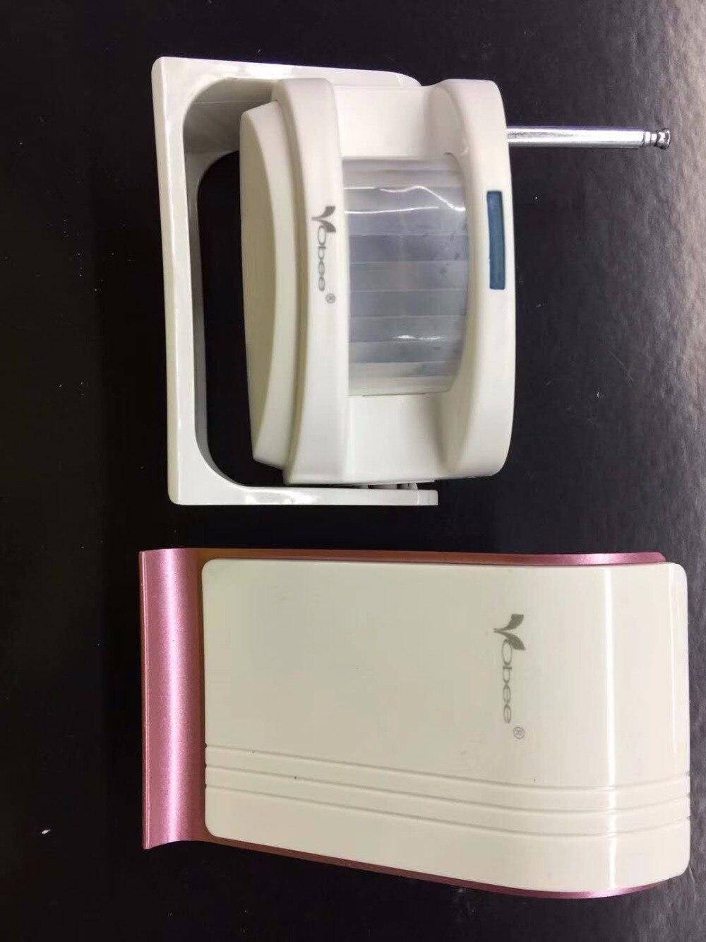 Security Alarm and Motion Sensor,Wireless Digital Doorbell Door Chime,Welcome Door Bell,PIR Motion Sensor mool welcome chime door bell motion sensor wireless alarm