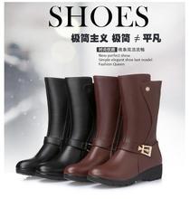 Top quality Women fashion font b boots b font Natural Fur Warm Winter font b Boots