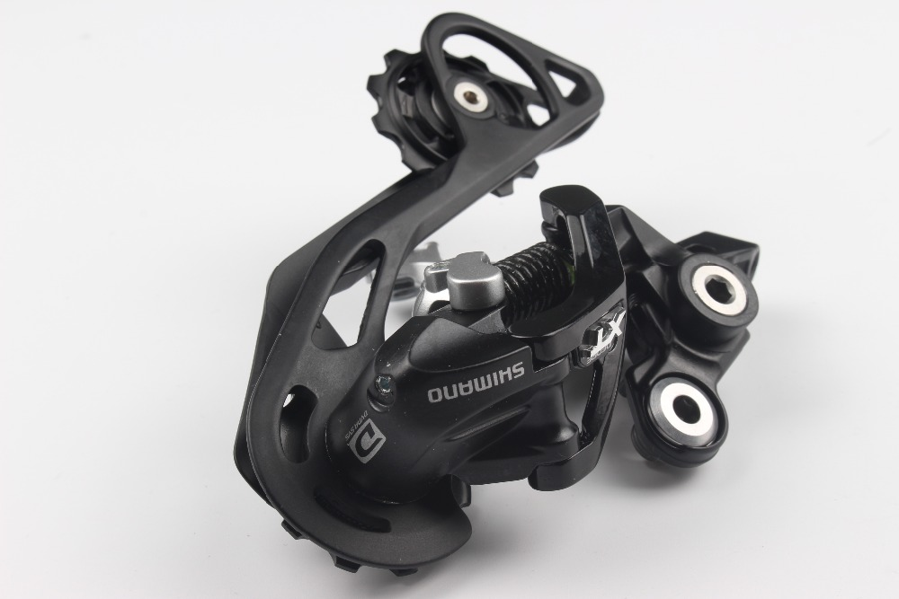 Shimano XT RD-M781 RD-M780 RD-M786 M781 M786 10 Speed Mountain bike bicycle Shadow Rear Derailleur Black Long Cage