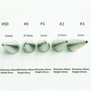 Image 2 - 5 Pcs Premium In Acciaio Inox Icing Piping Ugelli Set Crema di Scrittura Punte di Decorazione Testa di decorazione di Una Torta Strumento di Cottura di Punta della Pasticceria