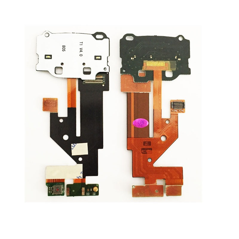 Original New Keyboard Flex Cable Keypad For Nokia Lumia 6500s Flex Cable Ribbon