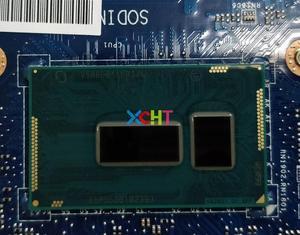 Image 5 - Per Dell Inspiron 17 5459 5559 5759 CN 0T66WJ 0T66WJ T66WJ SR2EY i5 6200U AAL15 LA D071P N16V GM B1 Mainboard della scheda madre Testato