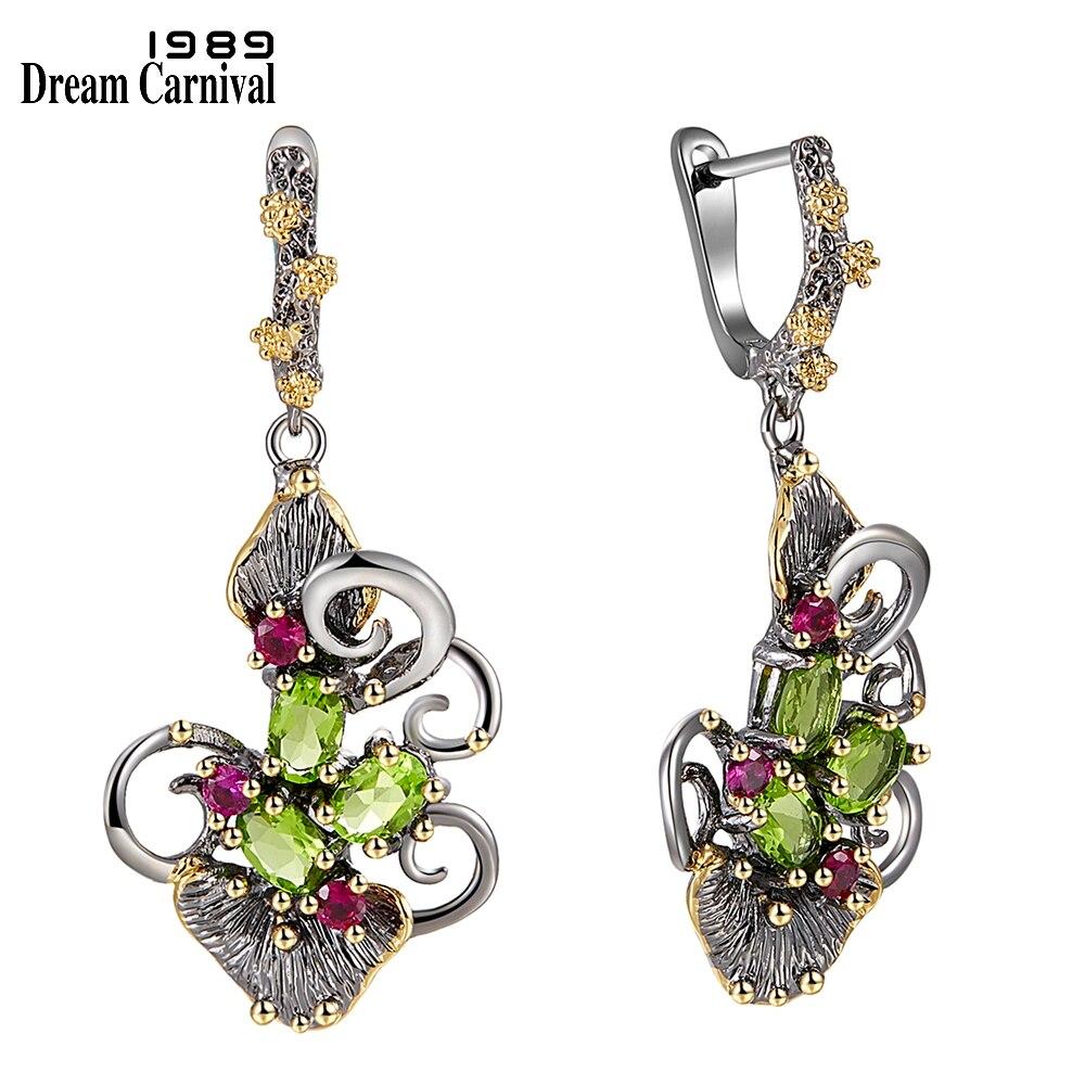 WE3873 zircon stone ring vintage jewelry (1)