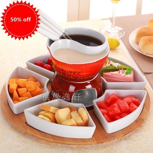 Hot Chocolate Chafing Set