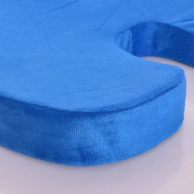Travel Breathable Seat Cushion Coccyx Orthopedic Memory Foam U Seat Massage Chair Cushion Pad Car U Travel Breathable Seat Cushion Coccyx Orthopedic Memory Foam U Seat Massage Chair Cushion Pad Car U-Shape Seat Cushion