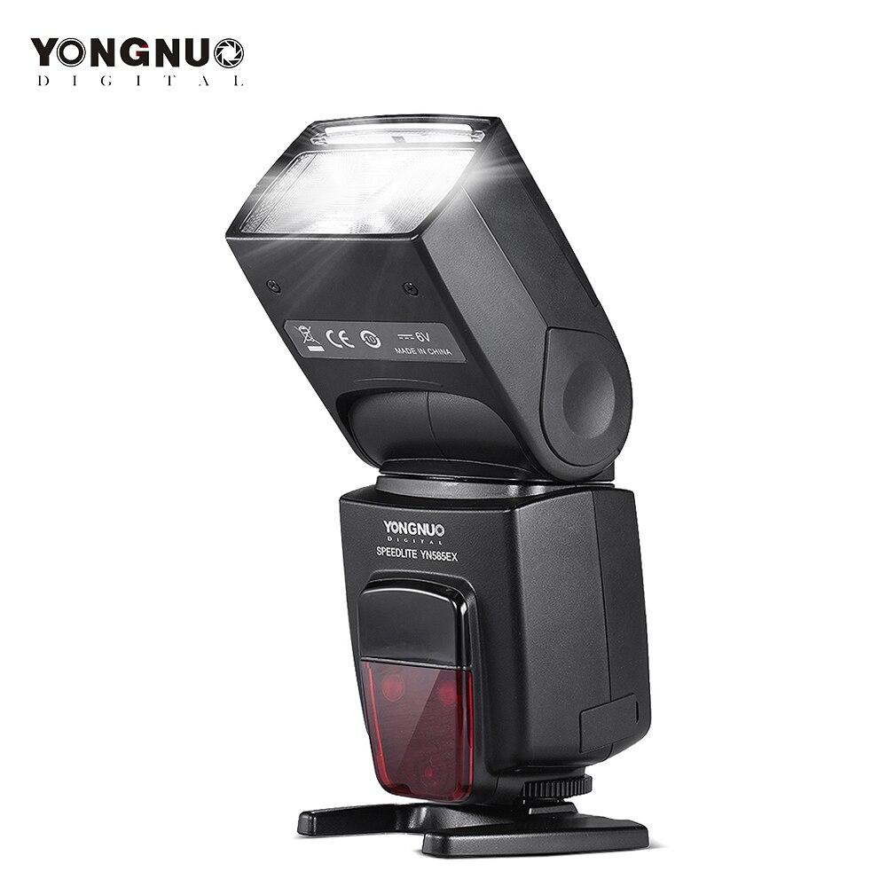YONGNUO YN585EX P TTL Wireless Speedlite Flash Light for Pentax K 1 K S1 K S2
