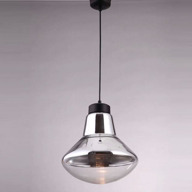 nordic design bar hanging light lampe led pendant lamp modern glass