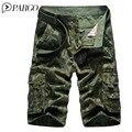 black friday 2016 brand clothing mens shorts casual cotton cargo shorts hommes loose shorts multi-pocket khaki shorts 1567