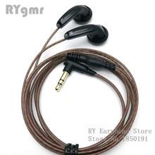 RY4S Originele In Ear Oortelefoon 15 Mm Muziek Kwaliteit Geluid Hifi Oortelefoon (MX500 Stijl Oortelefoon) 3.5 Mm L Buigen Hifi Kabel