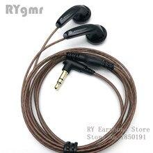 Ry4s original in ear fone de ouvido 15mm qualidade música som alta fidelidade fone de ouvido (mx500 estilo fone de ouvido) 3.5mm l cabo de dobra alta fidelidade