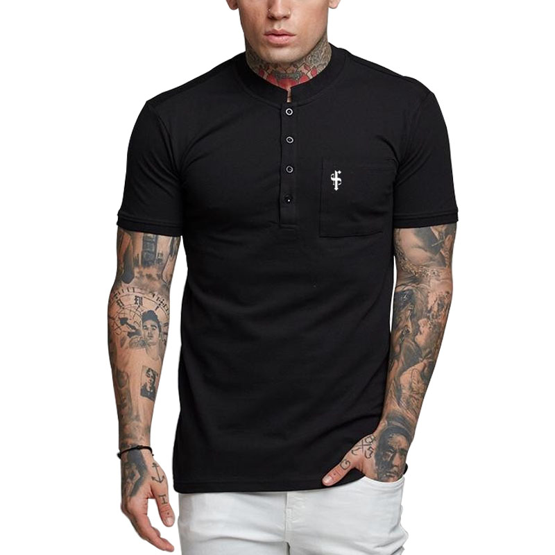 2019 Brand High Quality Men Polo Shirt Mens Short Sleeve Solid Polo Shirts Camisa Polos Masculina 2018 Casual Cotton Tops