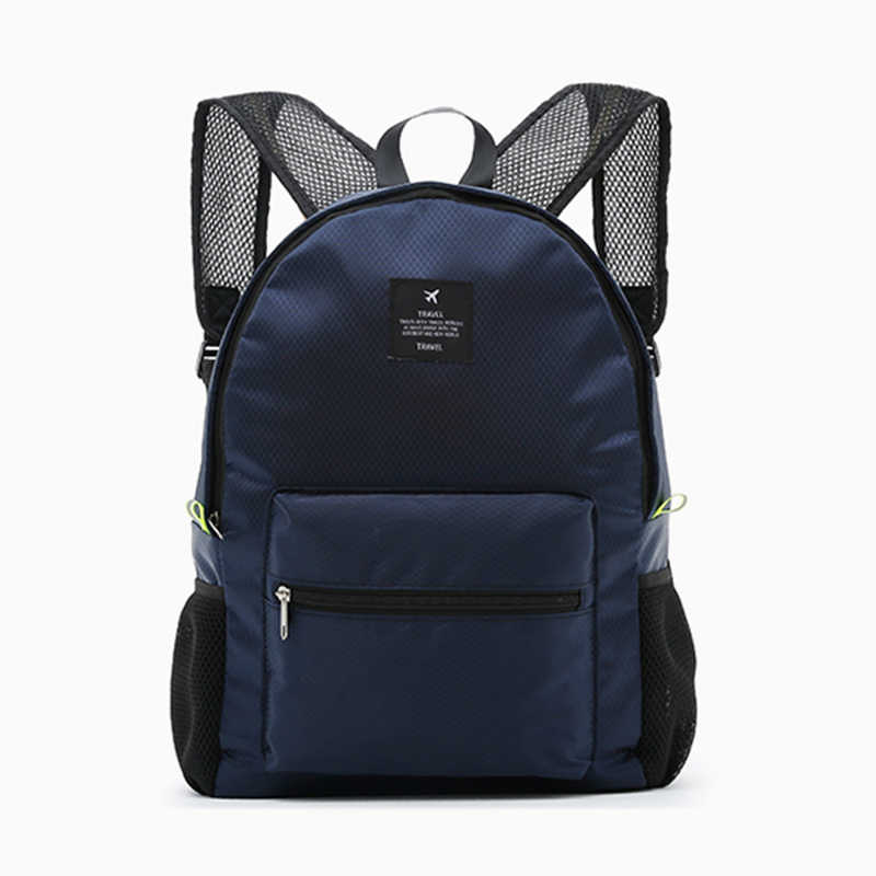 d7f48df9108d 2018 Men Male Nylon Backpack College Student School Women Backpack Bags for Teenagers  fashion Casual Rucksack