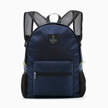 2018 Men Male Nylon Backpack College Student School Women Backpack Bags