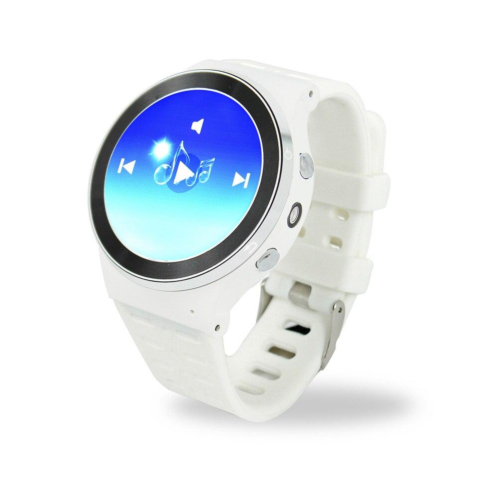 ZGPAX Watch Smart Watch with Heart Rate Monitor 3G Watch Phone Smartwatch with 5.0 MP Camera 512M+8GB GPS WiFi Bluetooth Watch
