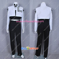 D Gray Man Bak Chan Cosplay Costume H008
