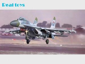 Trumpeter 02224 1/32 Sukhoi Su-27 Flanker B цена