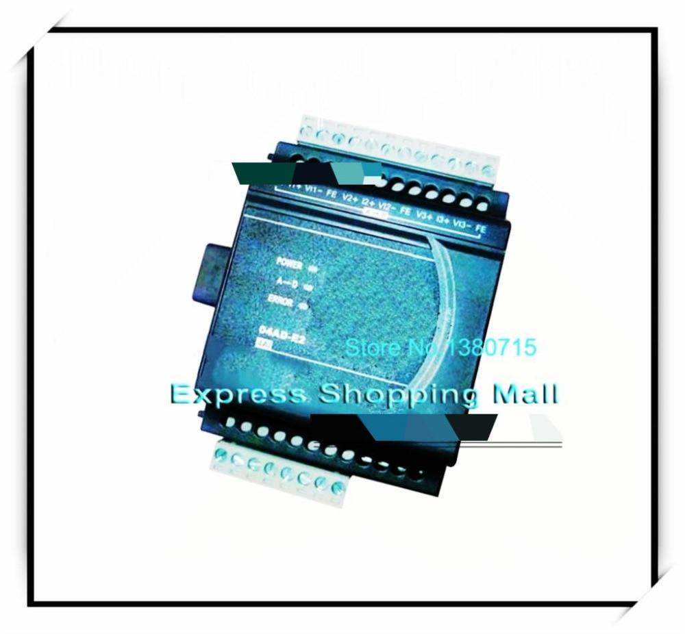 все цены на New Original DVP04AD-E2 Delta PLC Analog module ES2 series 24VDC 4AI онлайн