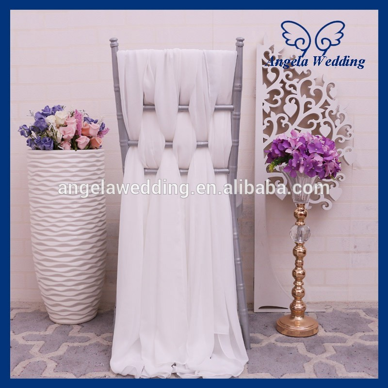 SH008B Wholesale cheap fancy wedding chiffon chair sash-in Sashes from Home u0026 Garden on Aliexpress.com | Alibaba Group  sc 1 st  AliExpress.com & SH008B Wholesale cheap fancy wedding chiffon chair sash-in Sashes ...