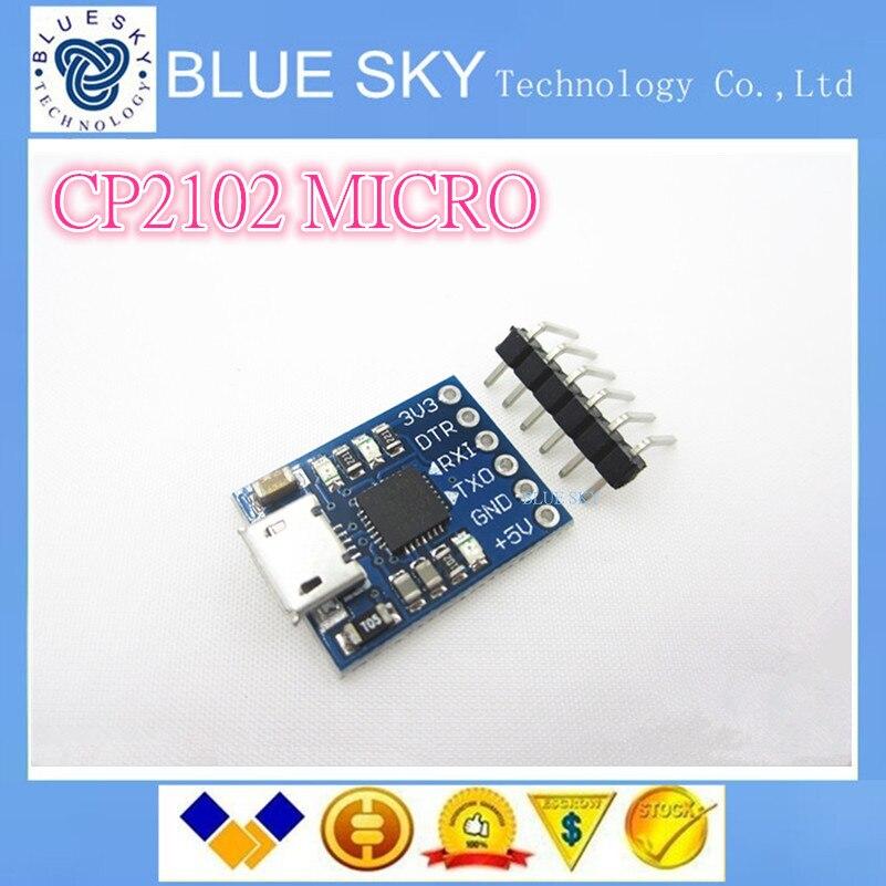 Smart Electronics 5pcs/lot CP2102 MICRO s