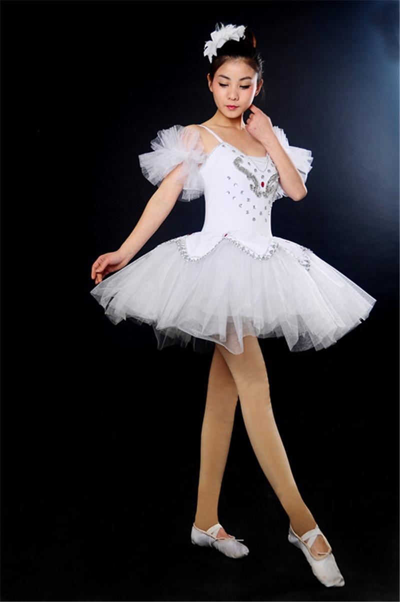 2017 Adult Professional Ballet Tutus Dress Women Black