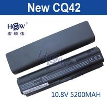 HSW ноутбука Батарея для hp Pavilion G4 G7 CQ42 CQ32 G42 CQ43 G32 DV6 DM4 430 hp dv6 Батарея 593553-001 MU06 для hp g6 Батарея