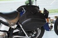 1 Pair ROCK BIKER saddle bags motorcycle tail bag luggage bag saddlebags motocross motorbike bags