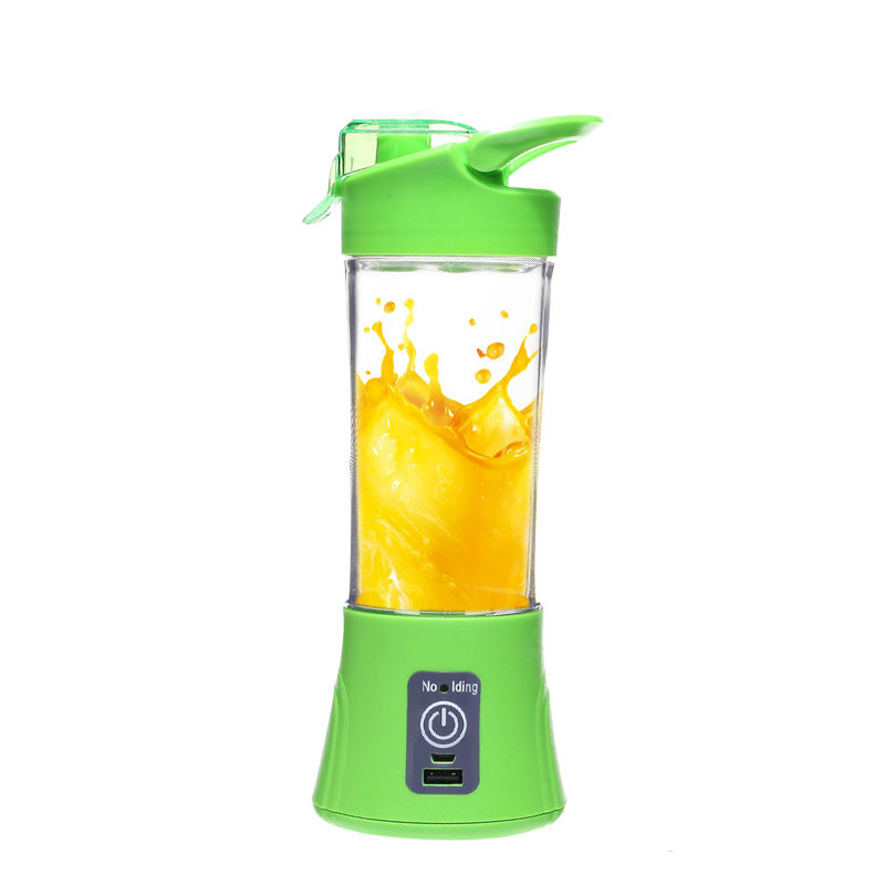 цена на Portable Juicer Blender, Household Fruit Mixer with USB Charger Cable for Superb Mixing, USB Juicer Cup