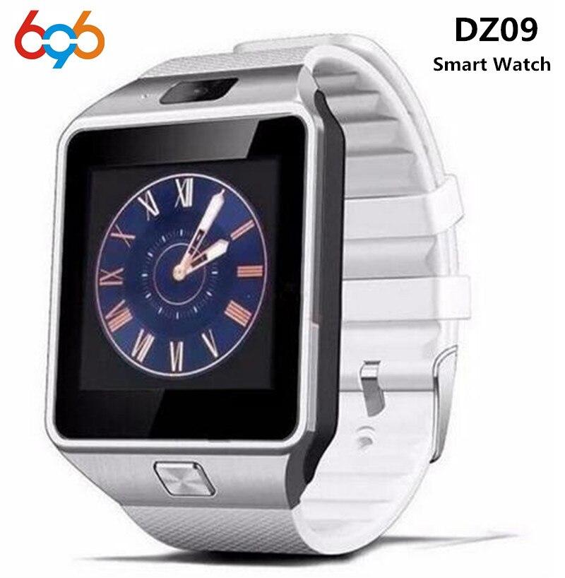 696 Smart Watch Wearable Devices DZ09 Electronics Wrist Phon