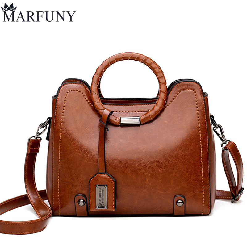 MARFUNY Brand Vintage Tote Bag Women Shoulder Bags Female Sequined Bags Handbags Designer Pu Leather Bag Ladies Handbag Sac наниашвили и соцкова а вышиваем иконы рушники покровцы картины