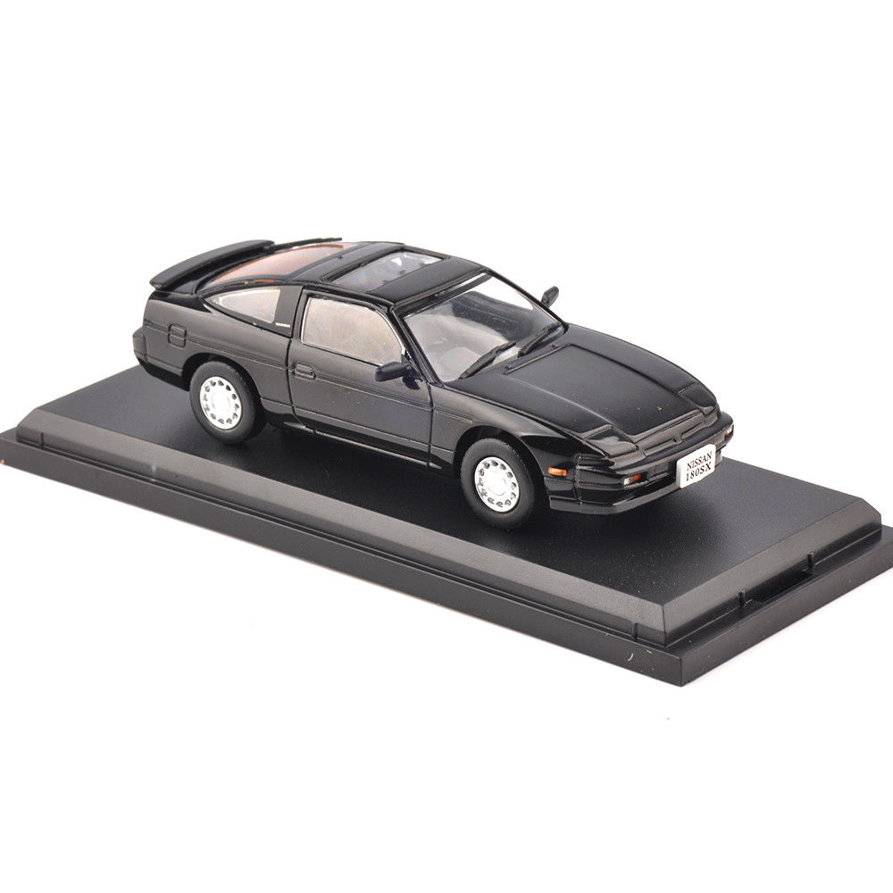 Cheap Toys for Children180SX ( 1989 ) 1/43 Diecast Sport Car Model Collectible Toy Classic Diecast&Plastic Car Model Kids Toy
