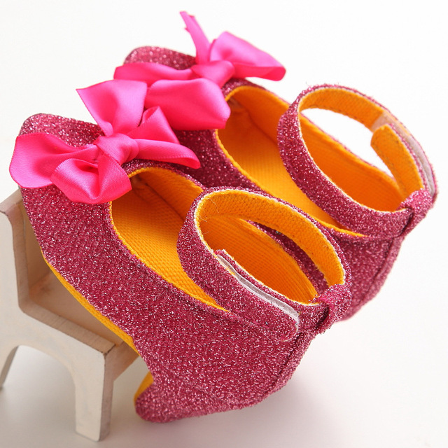 Baby shoes Baby baby party high-heeled shoes high heels toddler high-heeled shoes  SXUE002
