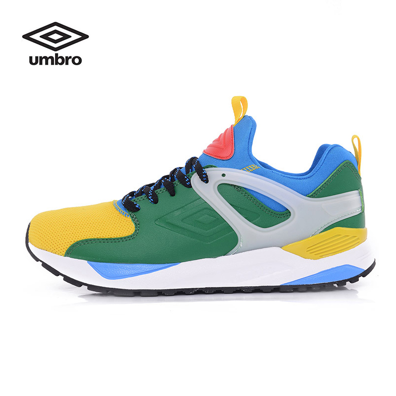 Umbro 2017 Men Running Shoes Summer New Men Sport Shoes Classic Retro Breathable Mesh Surface Stitching Jogging UCC90403