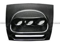 Автомобильные аксессуары углеродного волокна черточки Трехместный Gauge Pod RHD 60 мм тела комплект для Mazda RX8