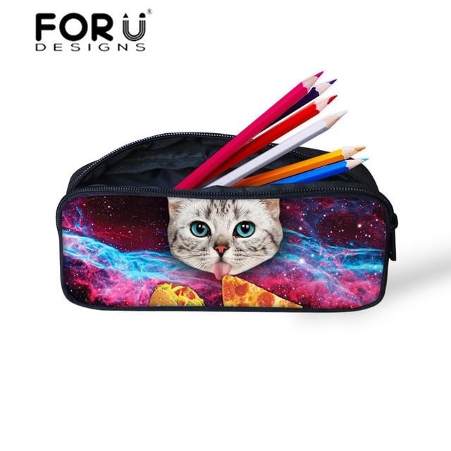 forudesigns fashion tumblr cosmetic bags for women girls school make