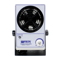 FEITA FT 001A Small Electric Ionizing Cool Air Blower ESD Ionizer Air Blower Fan for Static Free