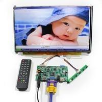 HDMI VGA BNC USB LCD controller board JX-V2959-UHV-EDP-V1.0 with 13.3inch N133HSE-EA1 N133HSE-EB1 1920x1080 IPS lcd panel
